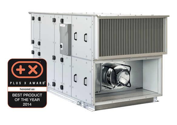Zehnder XL - jednostka zewnętrzna