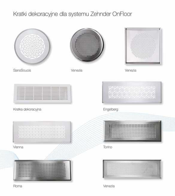 Systemy Dystrybucji Powietrza Zehnder Polska